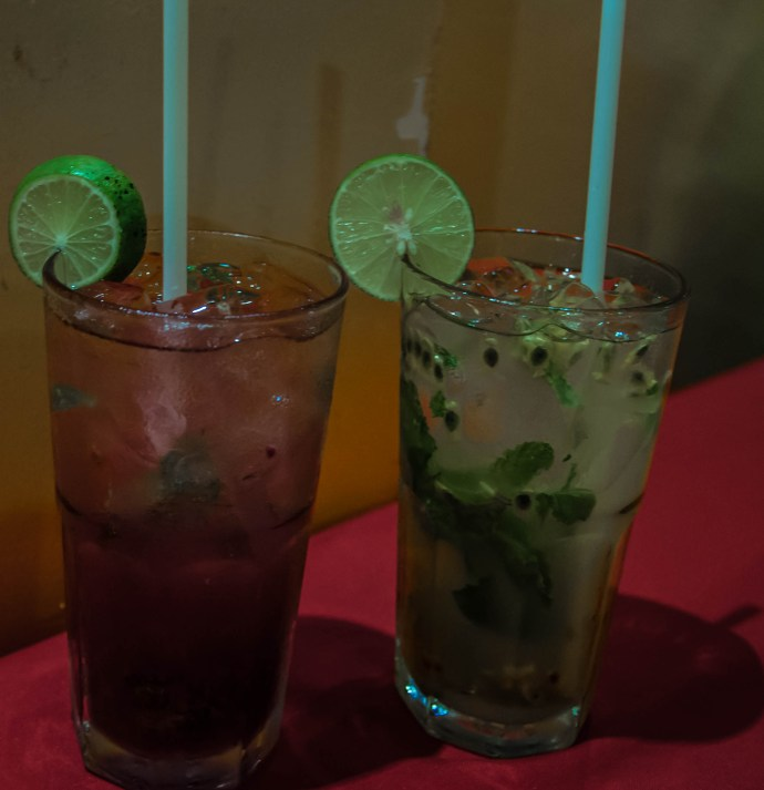 Mojitos - our favourite type of fuel
