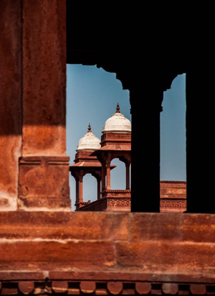 Scenes from Fatehpur Sikri