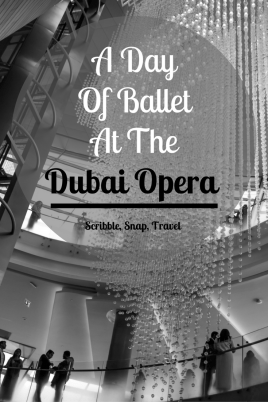 Dubai opera review