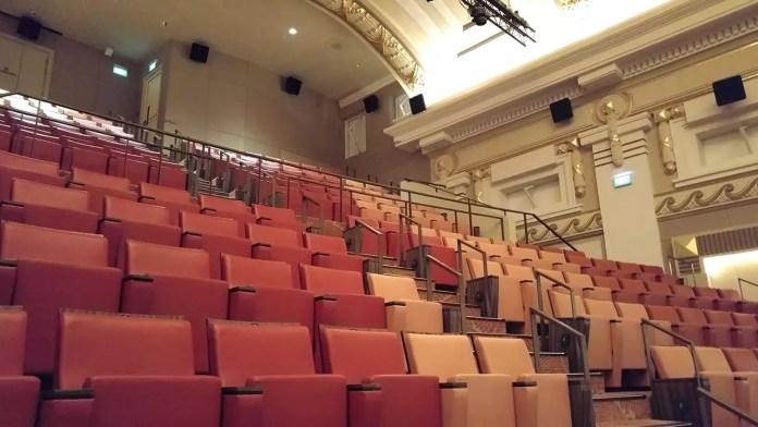 Capitol Theatre Best Seats.