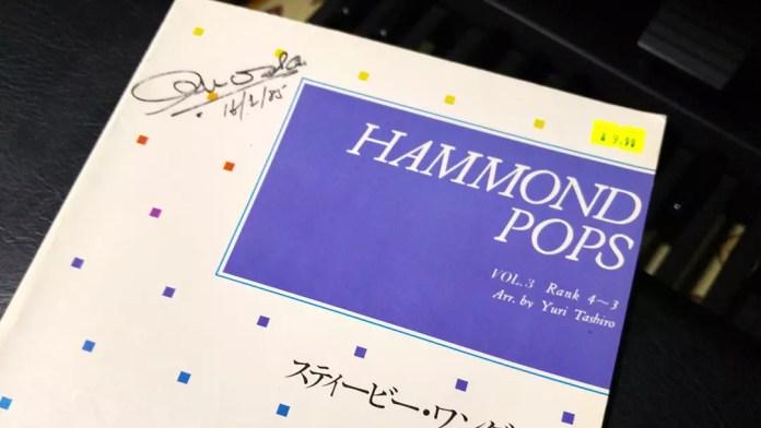 Hammond Pops Vol. 3.