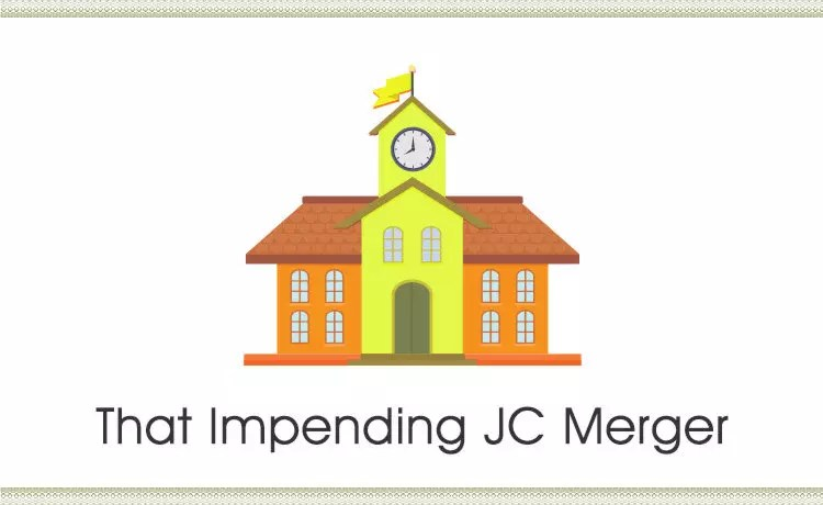My thoughts on the forthcoming JC merger in Singapore. I'm from one of the junior colleges picked for this exercise.