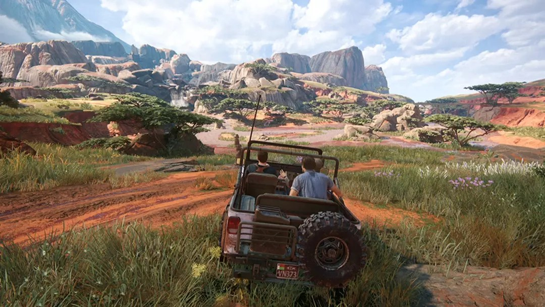 Let's Travel the World with Uncharted 4: A Thief's End - Madagascar.
