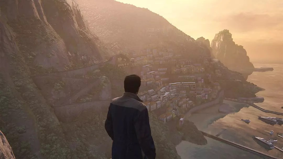 Uncharted 4 Rossi Estate View