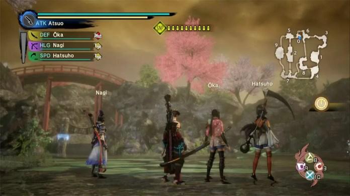 Toukiden Kiwami Age of Grace Screenshot