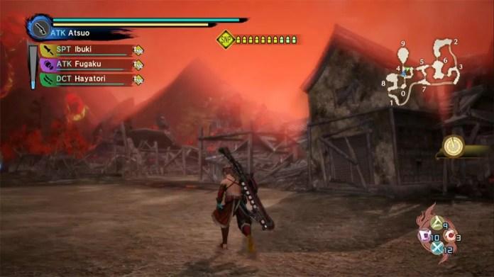The Age of War screenshot.