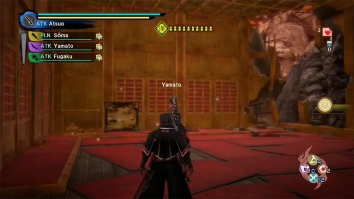 Toukiden Kiwami Age of War Anomaly Screenshot.