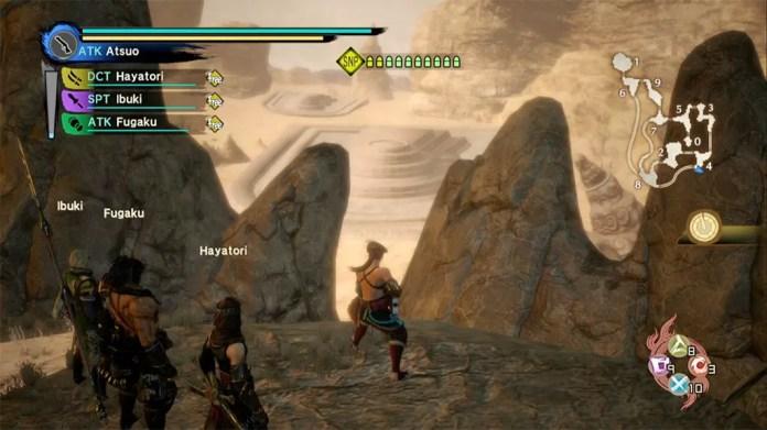 Toukiden Kiwami PlayStation 4.