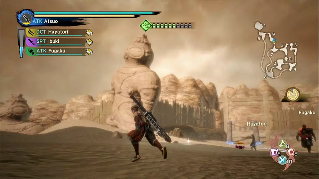 Let's travel historical Japan with Toukiden Kiwami!- The Age of Yore.