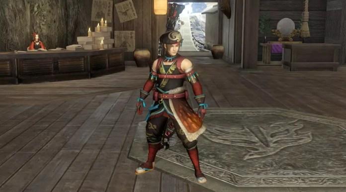 Toukiden Kiwami Player Character