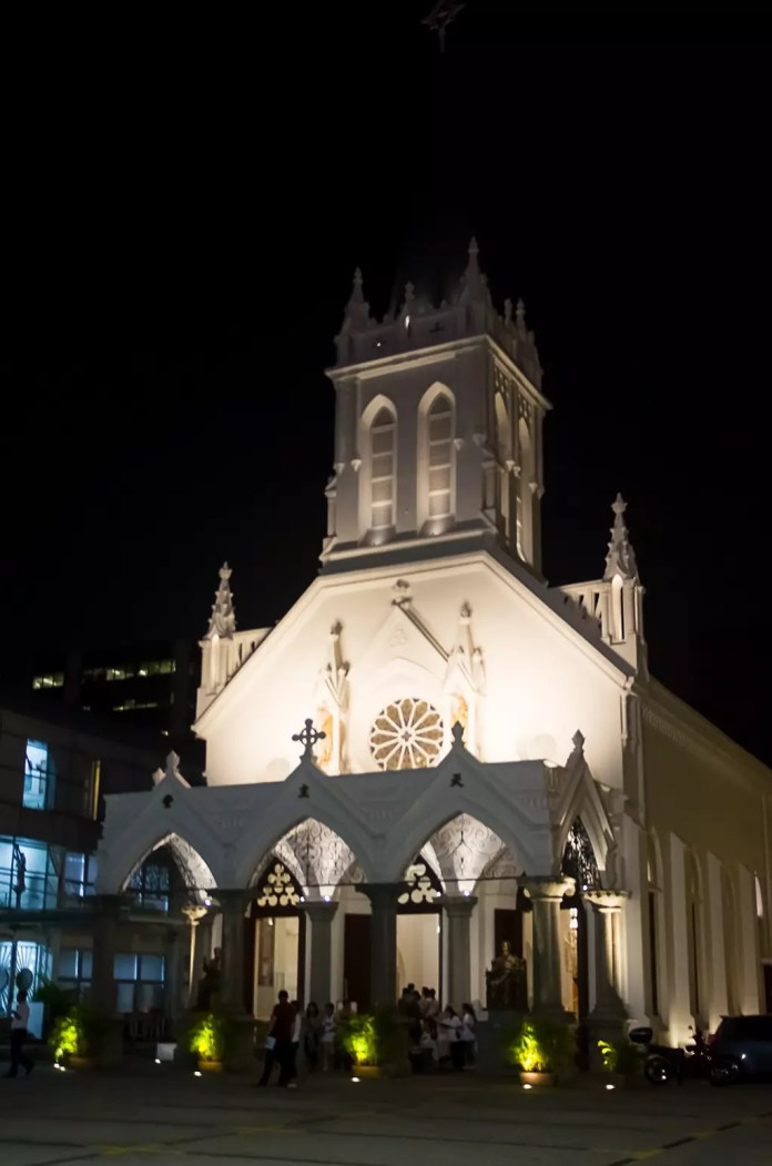 Church of Saints Peter and Paul, Singapore.