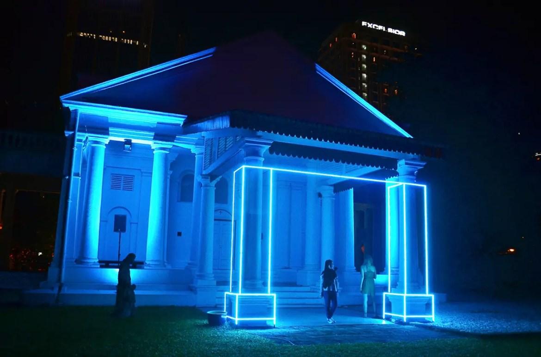 Singapore Armenian Apostolic Church of St. Gregory the Illuminator.
