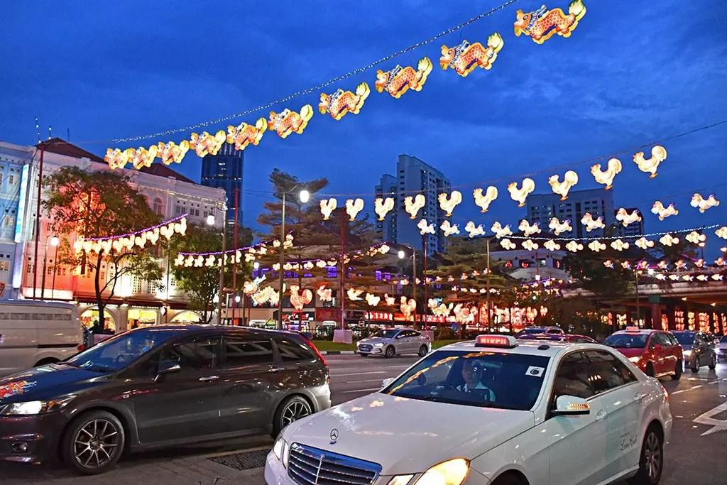 Eu Tong Sen Street, Singapore.