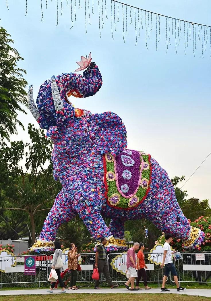 Little India Deepavali Festive Light-Up 2017