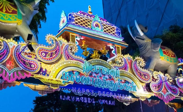 Little India Deepavali Light Up 2017