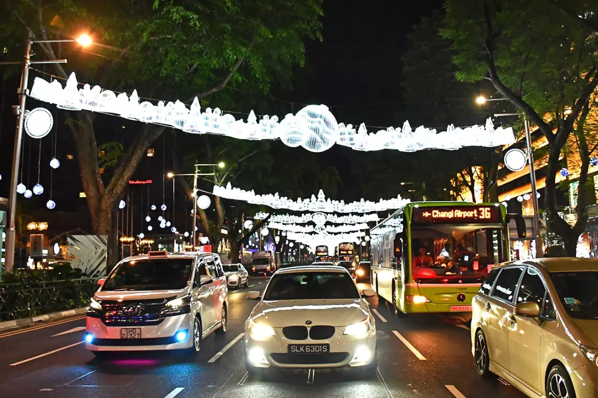 Orchard Road Christmas Decorations 2017