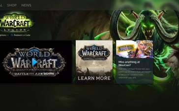 Reaction to Blizzard's Battle for Azeroth announcement.