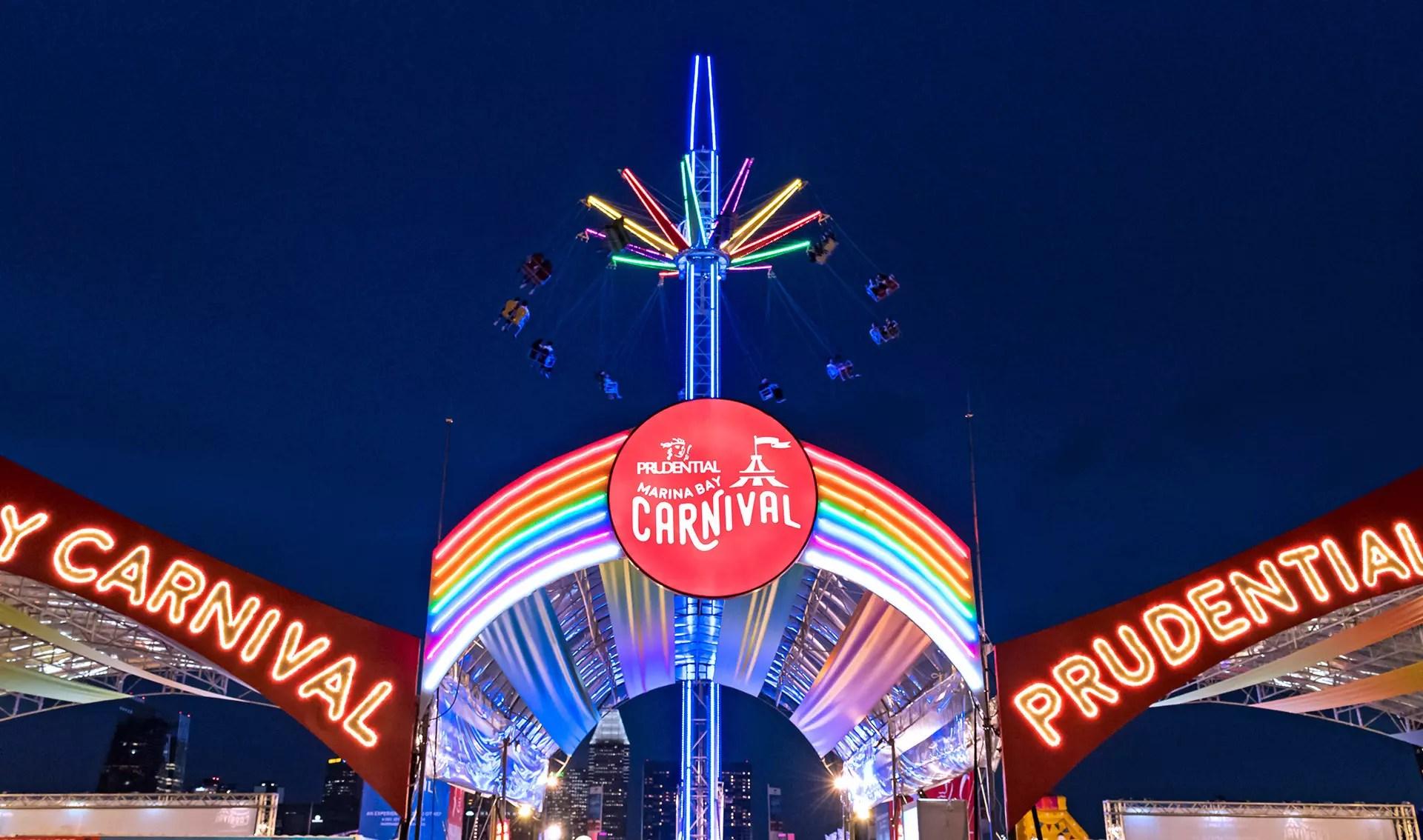 Prudential Marina Bay Carnival 2017