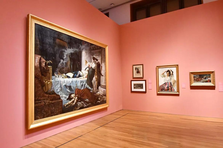 Century of Light Special Exhibition - Juan Luna