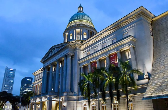 National Gallery Singapore, Supreme Court Wing