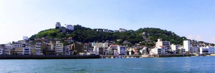 Onomichi (尾道) Seafront.