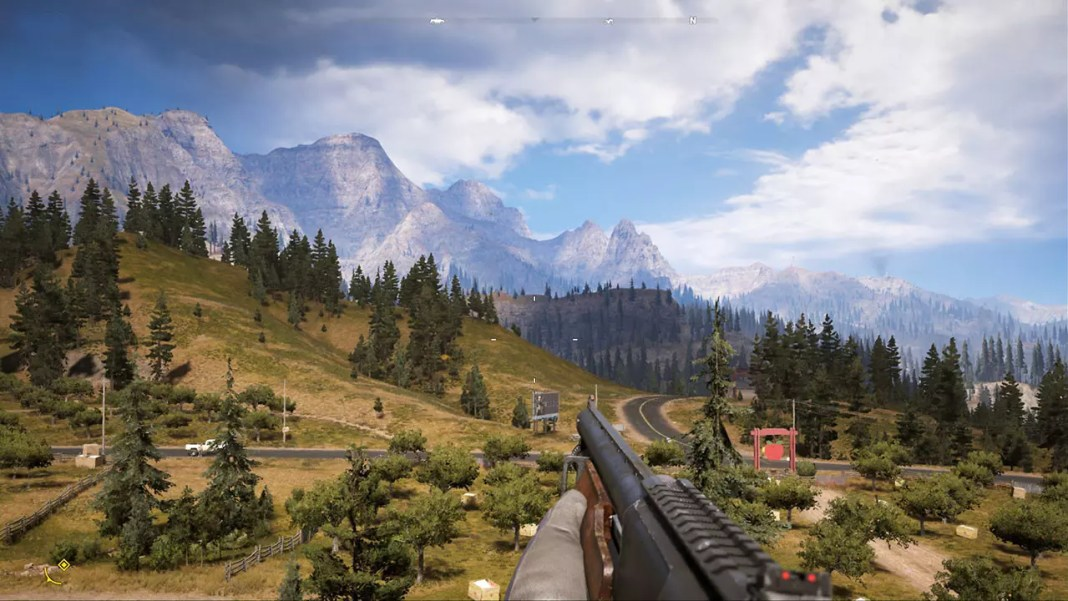 Far Cry 5 Open World Screenshot.