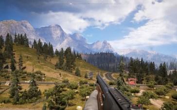 Far Cry 5 Open World Screenshot.