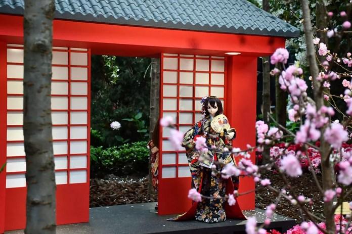 Anime Figurine at Sakura Japan Fair 2018