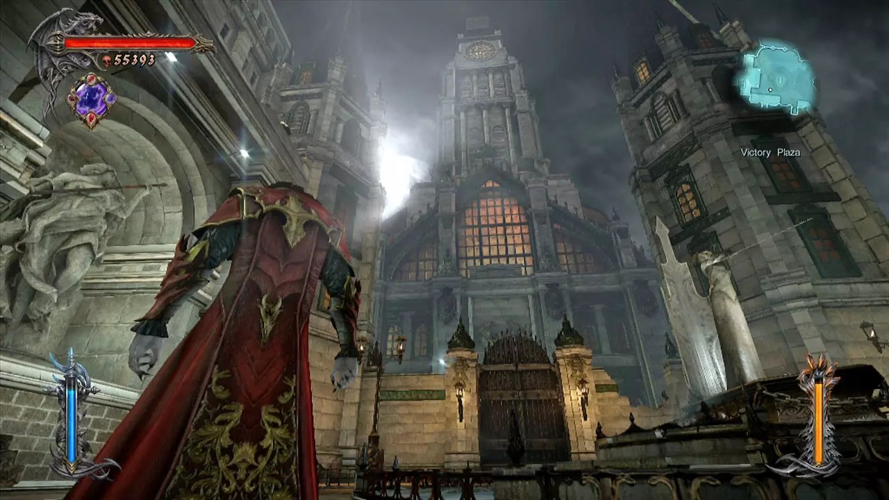 Castlevania: Lords of Shadow 2 is inspired by Madrid.