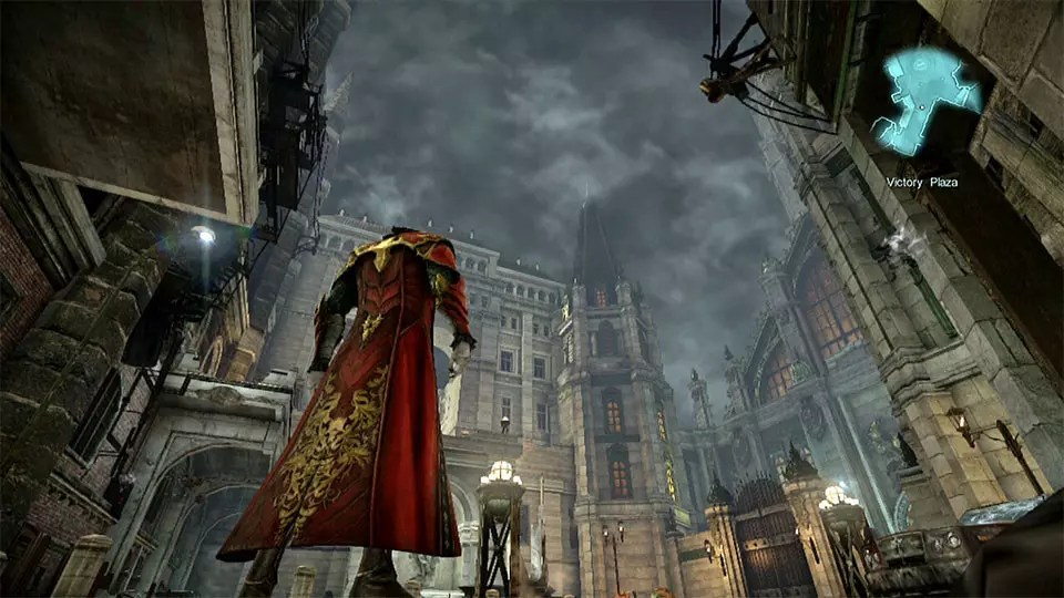 Castlevania: Lords of Shadow 2 Victory Plaza.