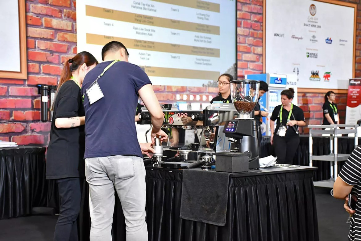 Food & Hotel Asia 2018 Competition