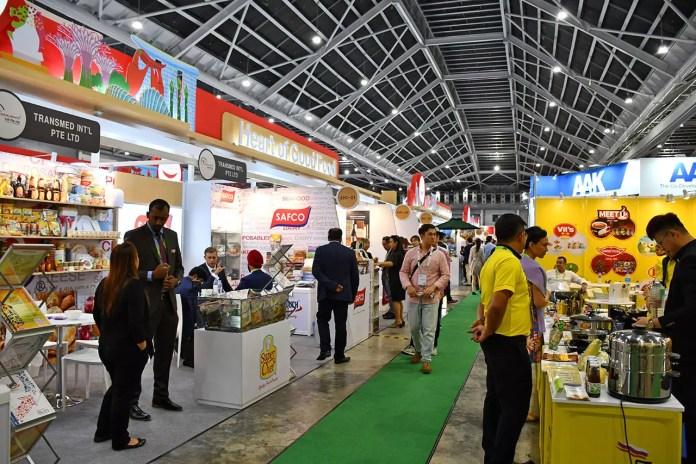 Food & Hotel Asia 2018 Singaporean Exhibitors