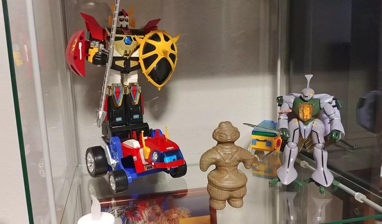 Retro Japanese Toys
