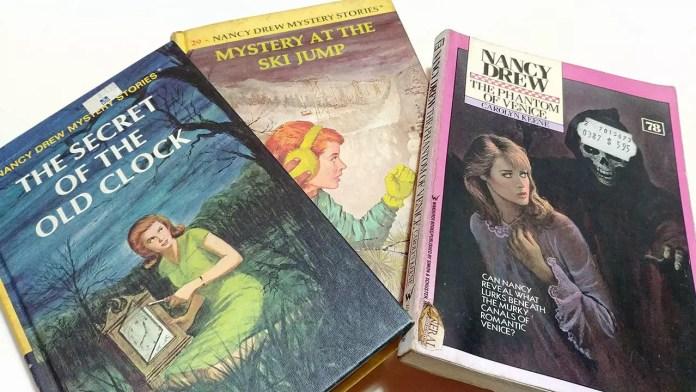 Old Nancy Drew Books