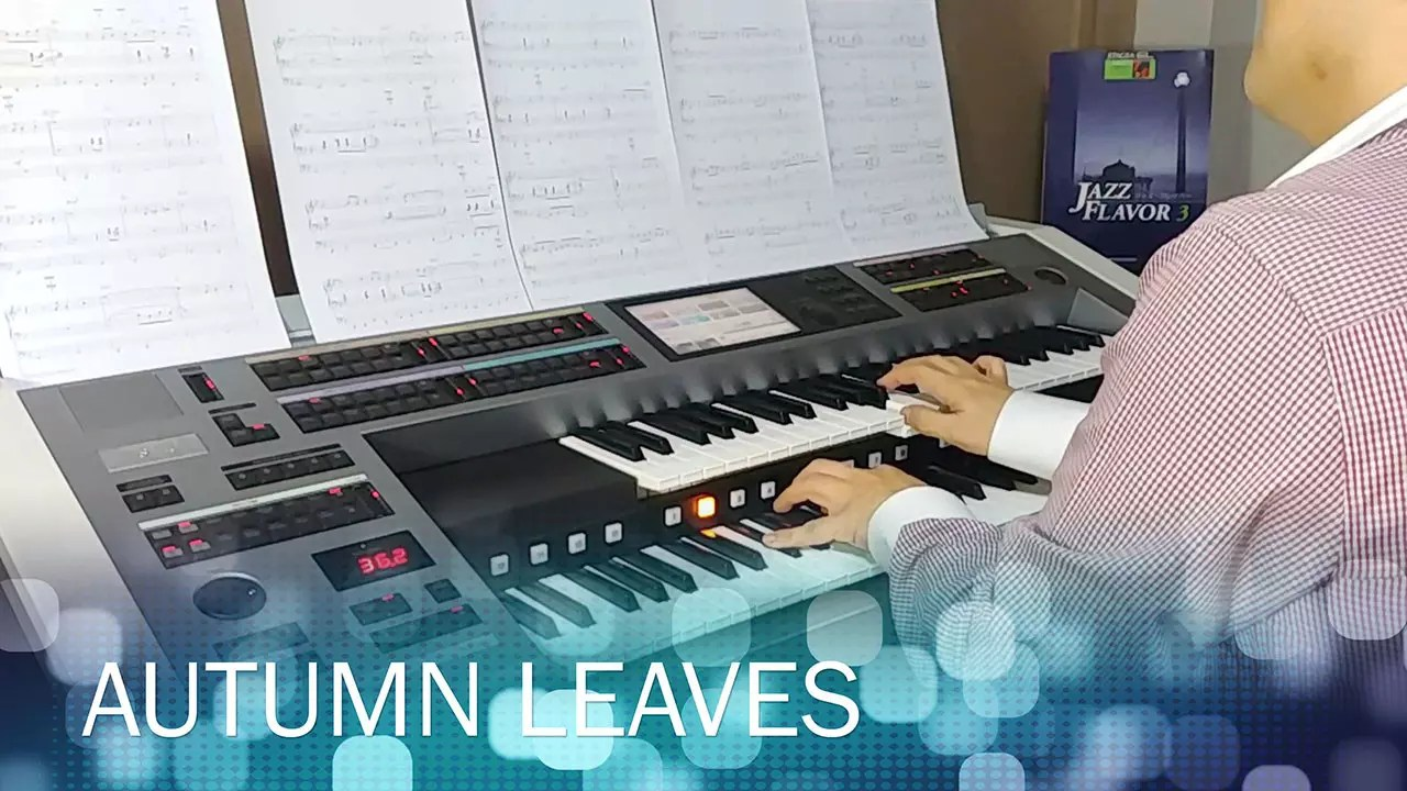 Electone Performance - Autumn Leaves (Grade 6)