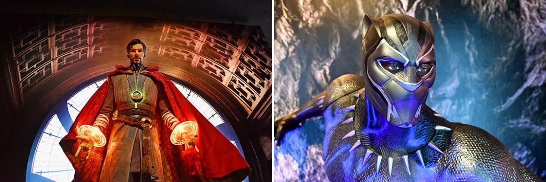 Artscience Museum Exhibition | Marvel Studios: Ten Years of Heroes.