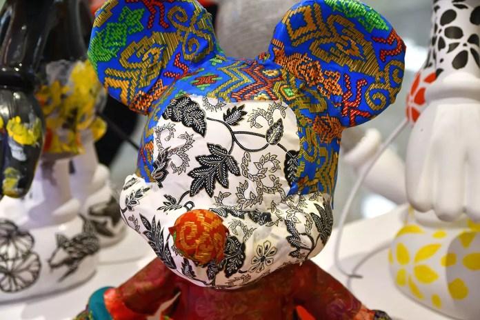 Mickey Mouse Creative Design