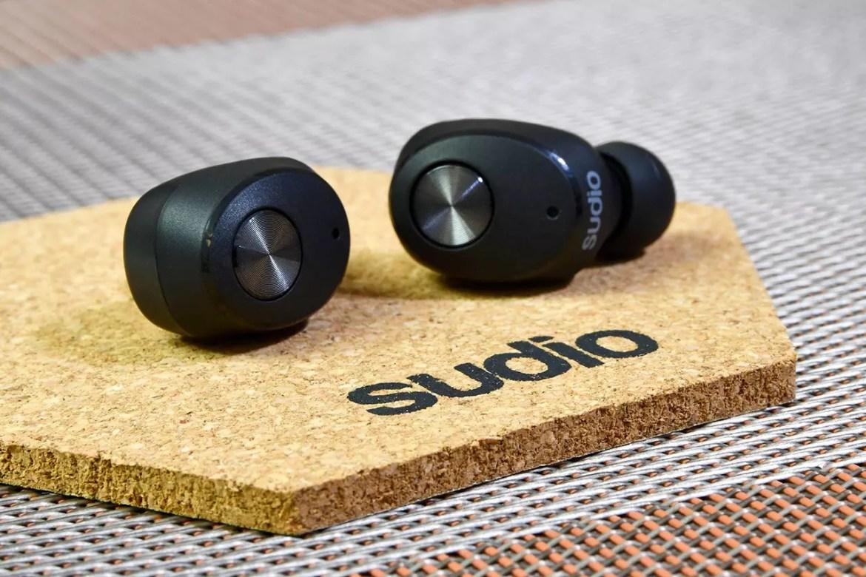 Sudio Nivå True Wireless Headphones.