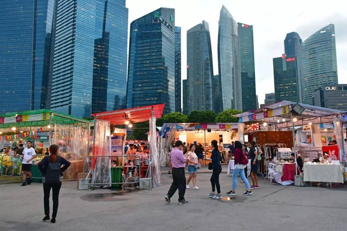 CMYK Event Flea Market Singapore.