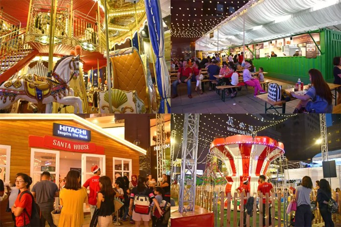 Great Christmas Village 2019 | Ngee Ann City