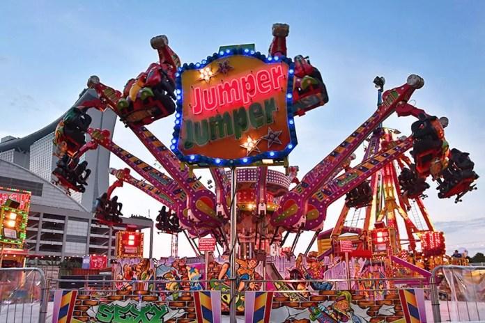 Prudential Marina Bay Carnival 2018 | Jumper Jumper