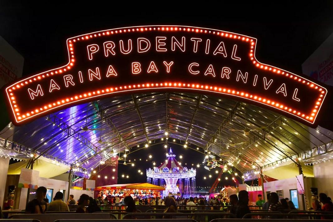 Prudential Marina Bay Carnival 2018