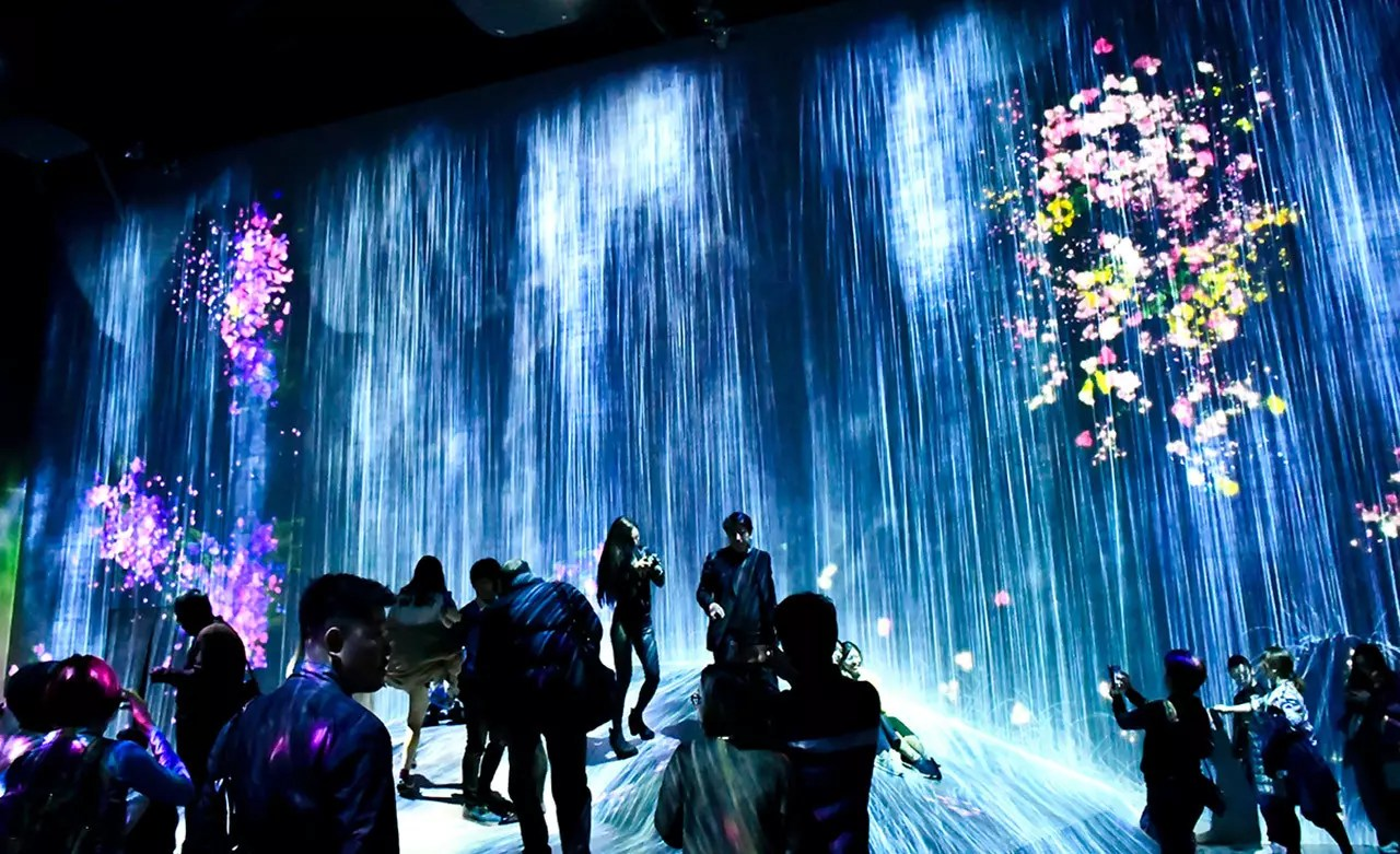 teamLab Borderless Review