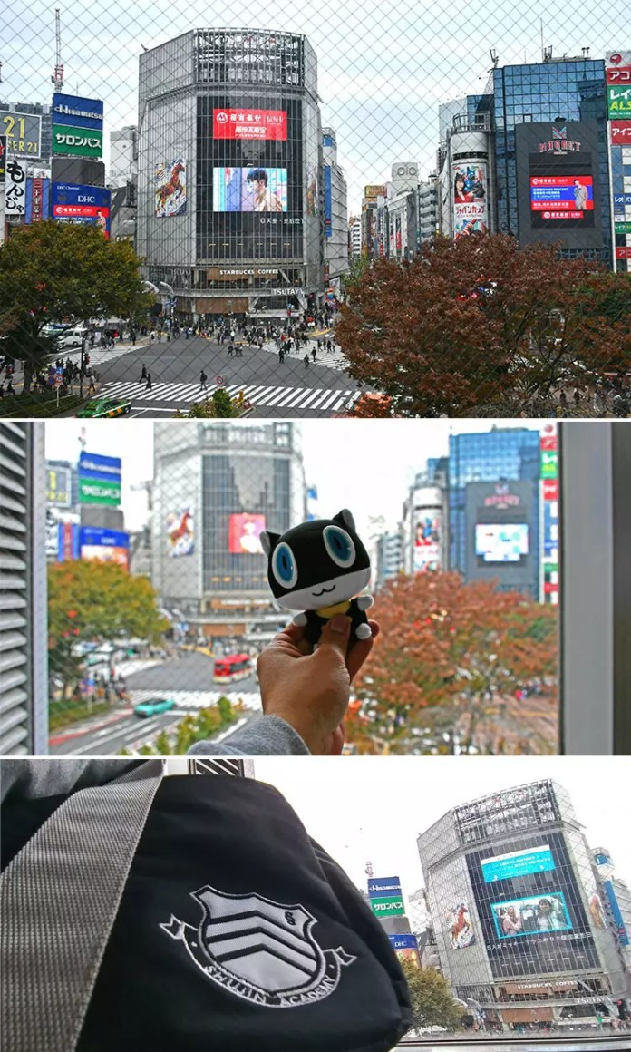 A Persona 5 Tourist in Tokyo | Shibuya Station Meeting Place