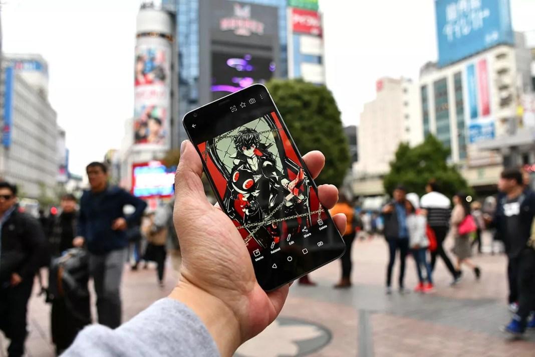 A Persona 5 Tourist in Tokyo | Shibuya Sights