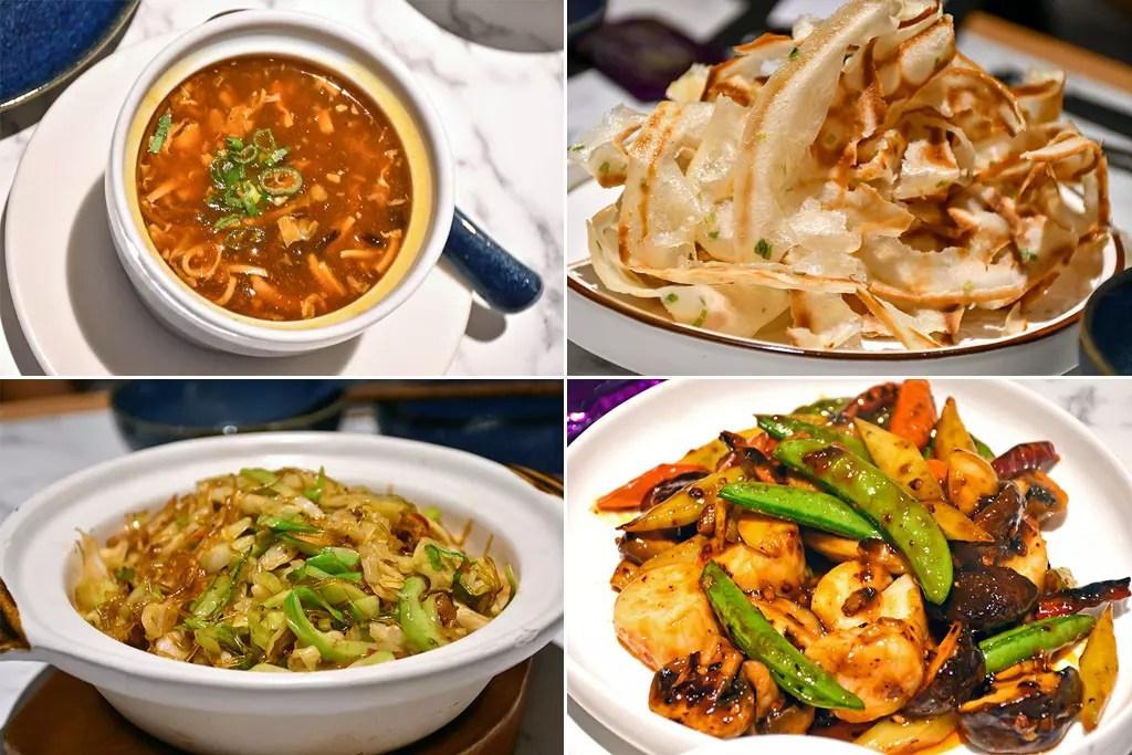 Crystal Jade Jiang Nan VivoCity family dinner.