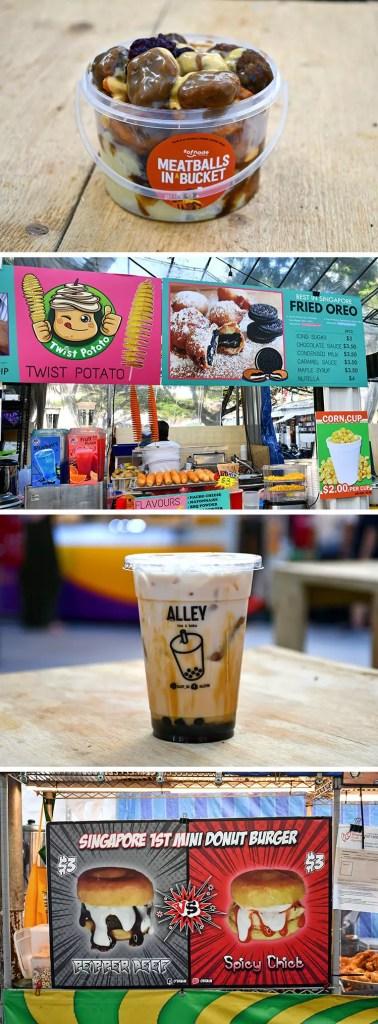 Geylang Serai Bazaar 2019 Food.