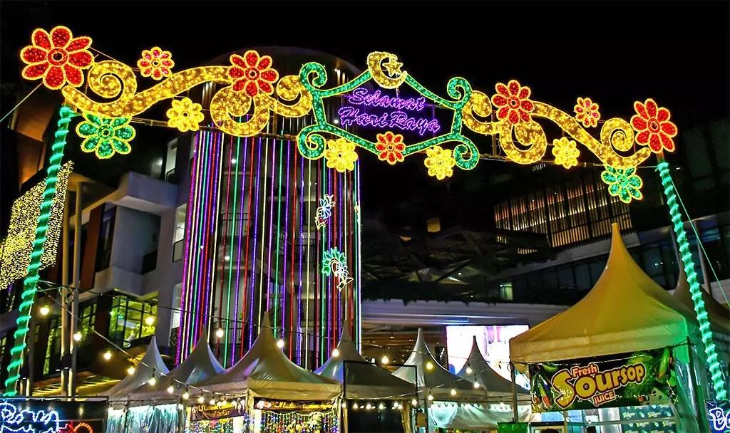 Geylang Serai Bazaar 2019