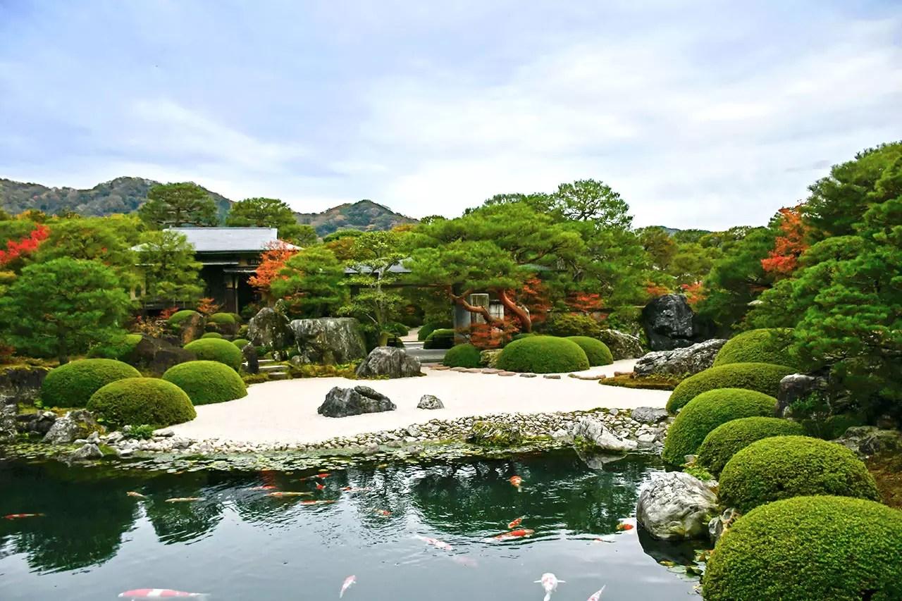 Adachi Museum of Art Pond Garden