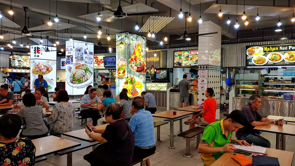 Blk 631 Ang Mo Kio coffee shop.